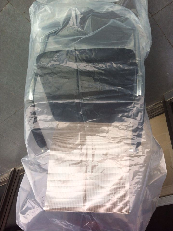 plastic packing bag polypropylene big bag for furniture covering