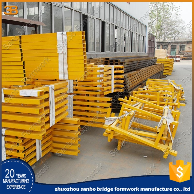 Strength stable Load bearing High precision stability doka shuttering