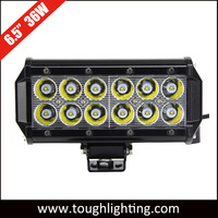 "6.5"" 36W Double Row Offroad LED Light Bar"