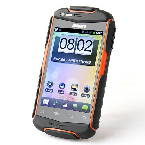 Rugged Phone 2 Dual SIM 3.5Inch Discovery V5
