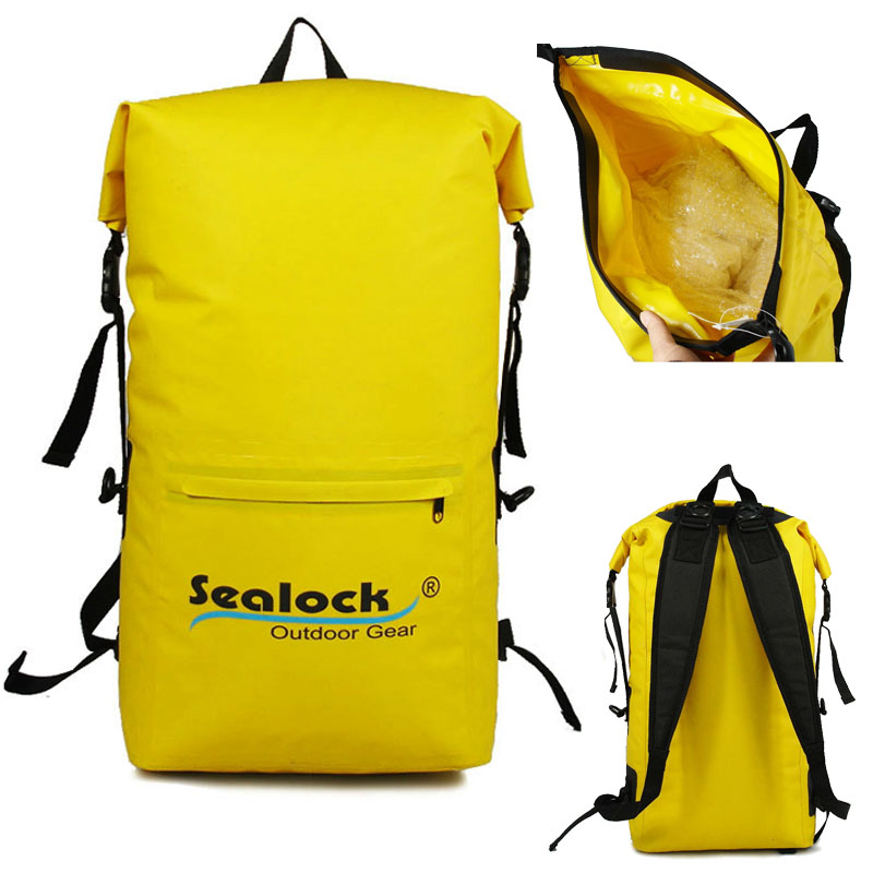 2018 hot fashion waterproof camping bag for outdoor sports backpack
