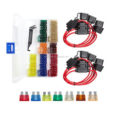 Assortment Auto Car Motorcycle SUV MINI Blade Fuse