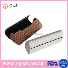 High quality hand make monogrammed eyeglass case for glasses frame