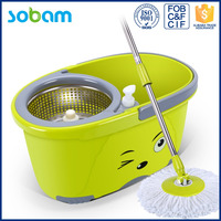Eco-friendly spin mop replacement parts,car cleaning mop