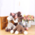 pet products fuzzy toys for dog chew toys dog donkey squeaky toys