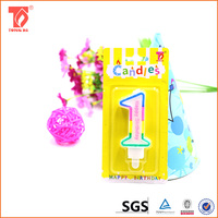 China supplier Fancy christmas candles
