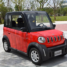 4 wheel drive 2 seats cheap electric car automobile with high quality EEC