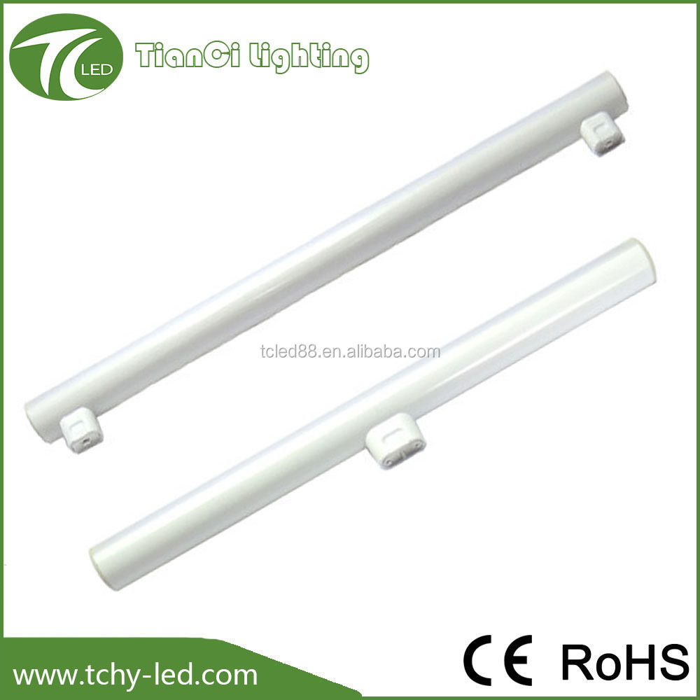 High brightness linestra s14d light bulb dimmable s14 led tube