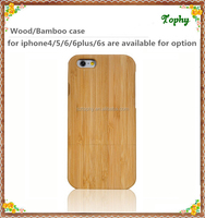 Newest luxury hard bamboo blank real wood cellphone case for iPhone 6plus, black walnut wood material for iphone case wood china