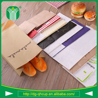 Custom Logo Printed Disposable Paper Food