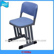 Plastic school student chair best price stool