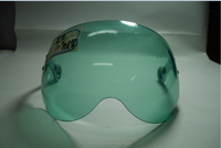 Helmet Visor for Open Face Helmet-110