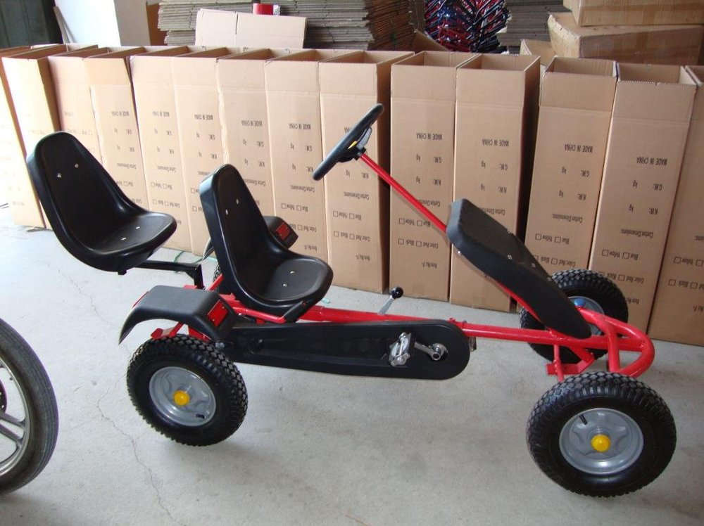 adult pedal car/ cheap go karts F160AB for sale