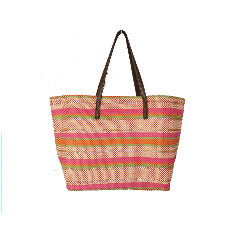 My test Cheap Lady Cute Paper Straw Bags Beach Bag