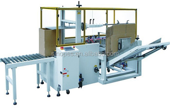 Automatic Carton Opening Machine, Automaticly Open Cartons for You