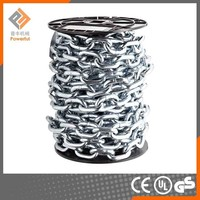 American Standard Long Link Proof Coil Link Chain