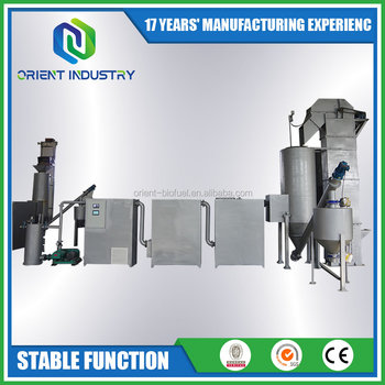 Modular Structure Wood Sawdust Gasifier Electricity Plant