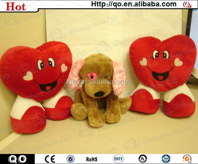 2015 valentine's day gifts wholesale romantic lovely plush stuffed toy