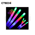 High quality colour LED foam stick