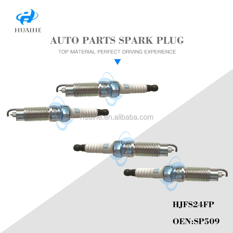 new Motorcraft genuine auto parts SP-509 Spark plug HJFS24FP for new branded car