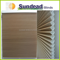 new invention 2016 Blinds without cords cellular curtain blinds patent products china supplier