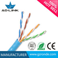 Good Quality 4 Pair UTP Cat5e Cable/1000ft 305m UTP Cat5e Lan Cable
