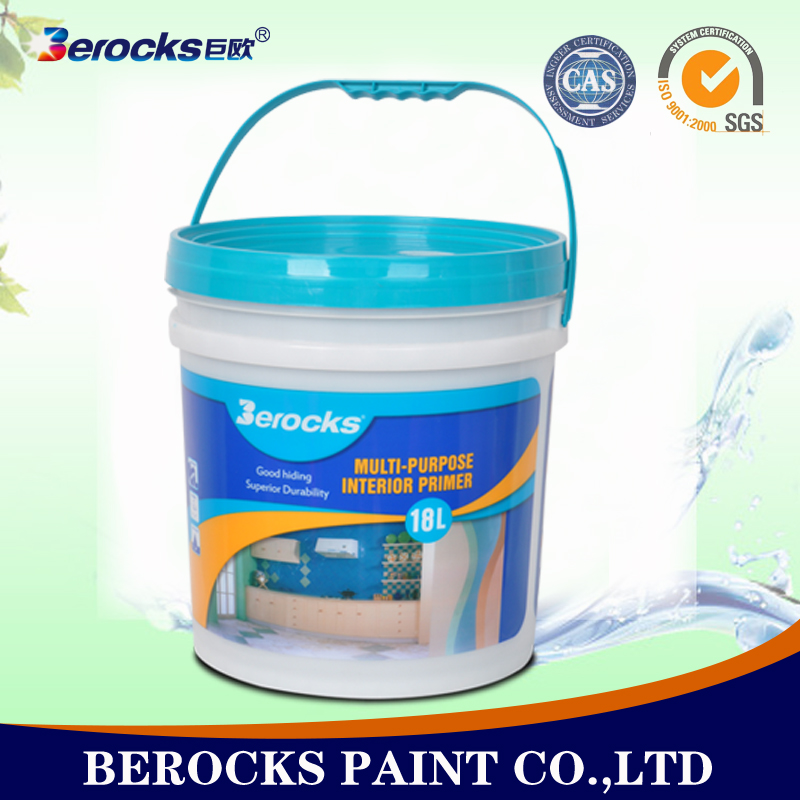 Berocks Asian top low price interior wall emulsion paint for children room