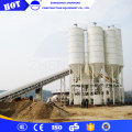 Higher Efficient Belt Conveyor Type Of HZS90 Automatic Concrete Batching Plant