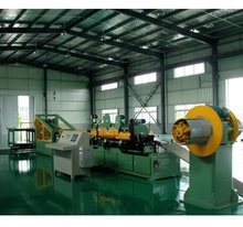 Cut to Length machine line for Transformer Lamination