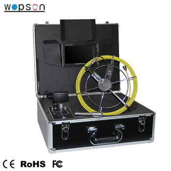 WOPSON Drain pipe sewer inspection camera