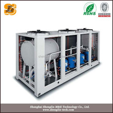 100L bakery equipment bread making machine water cooled chiller