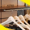 Beautiful Plastic material Accessories Slatwall System with Hangers