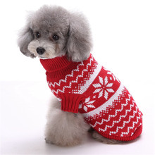 Discount Pet Sweater Online Cheap Winter Clothes for Dogs