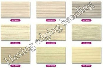 Cabinet edge trim wood grain pvc abs edge banding buy 0 for Abs trimming kitchen cabinets