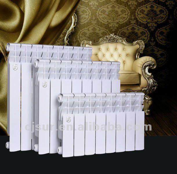 Tuttoin lega di alluminio la pressofusione radiatore acqua calda del radiatore camera ce for Riscaldatore di acqua calda del cpvc