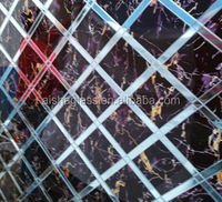 4.5mm background glass for decor
