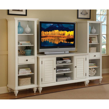 Customize Design modern living room tv cabinet with showcase