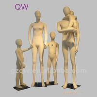 flexible foam child soft mannequins