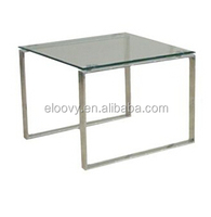 Home furniture glass coffee tables