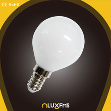 200 degree Good market in Belgium LED glass bulb P45 3W E14 3000K