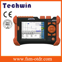 Factory Supply Techwin Quad Otdr 3100 Otdr Machine Similar To Exfo Ftb-200 Otdr
