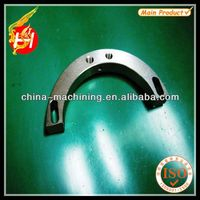 morse sewing machine parts/metal cnc machining part