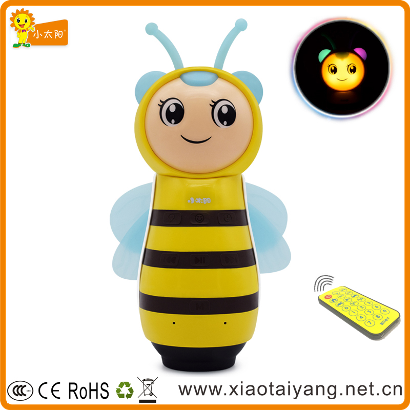 Audio Music Story Learning toy Bee