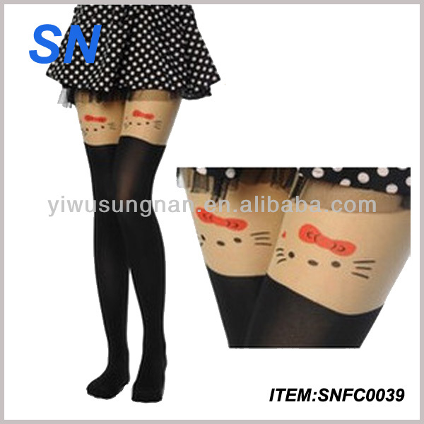 120 D candy velvet leggings tights candy color pantyhose