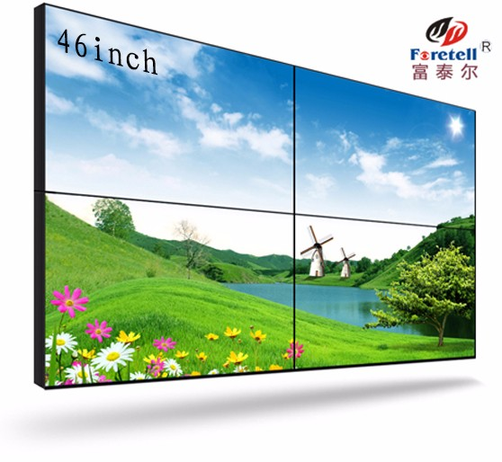 46 inch full hd lcd video all in one video wall on sale