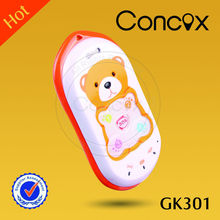 Baby phone with tracking child locator GK301