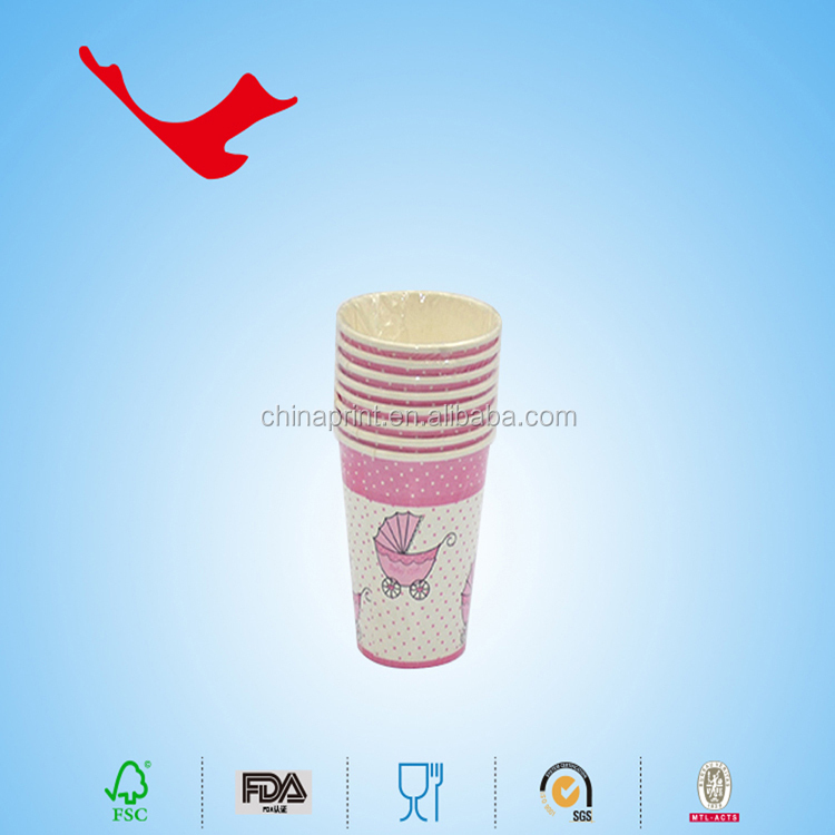 disposable paper cup custom printed paper cups