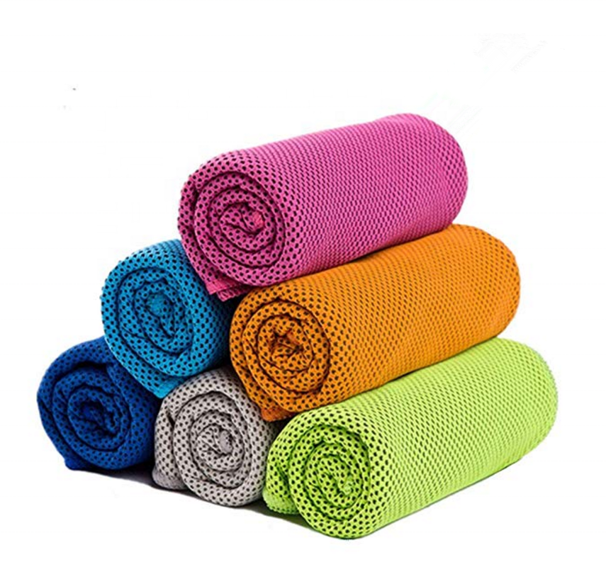 2019 Summer Best Selling Cooling Towel Gym Cool Towel 30X110CM for Sports