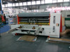 High speed corrugated paperboard rotary die cutting machine