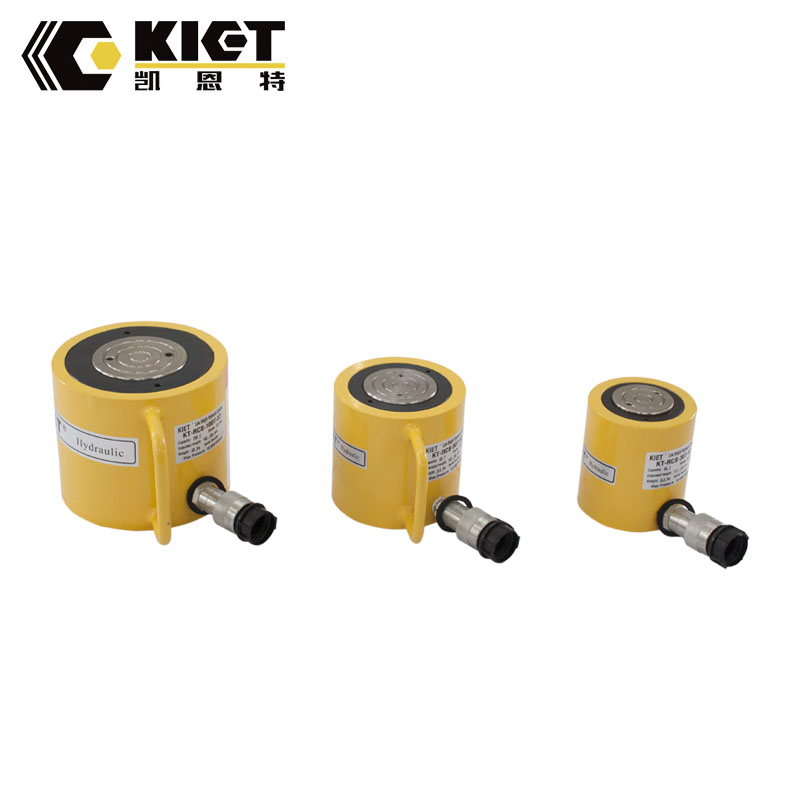 Hot Sale RCS Series Single Acting Low Height Hydraulic Cylinder 200T